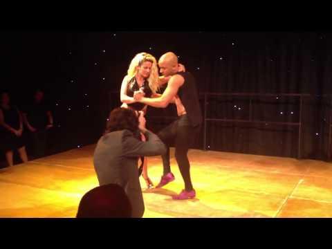 Ben & Marta - Kizomba / Semba Show