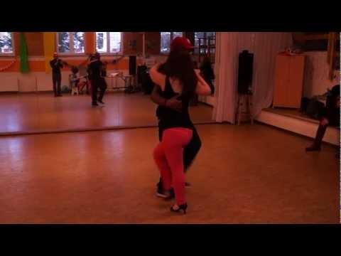Carina Sermanoukian & Comes Wo Kizomba Social Dance 2013 Sony Alpha 37