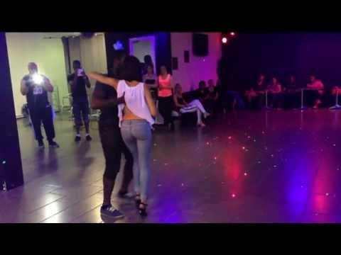 Douceur, Musicalité et Fluidité-Démo Kizomba 2013 - Ennuel & Hakima