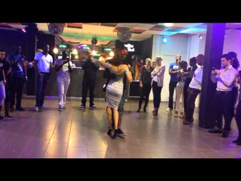 Ennuel & Hakima - Requiem for a kiz !!! Kizomba 2014