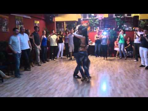 iDance Studio: Niki & Victorio - Kizomba WS a Barrioban