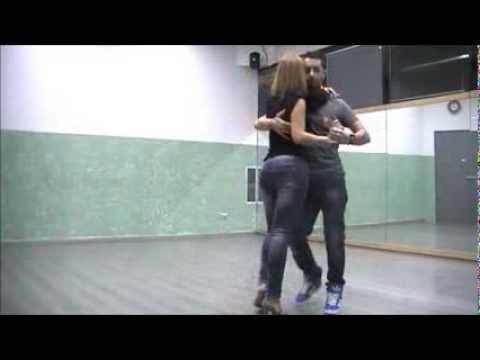 """Kizomba Demo 2014 Luca & Silvia """"Mika Mendes - Màgico"""""""
