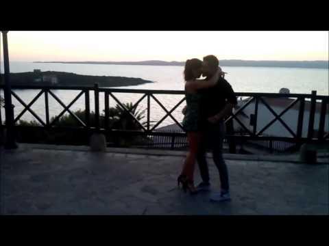 "Kizomba Demo Summer 2014 Silvia & Luca ""Climax (Usher)"""
