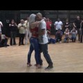 Kizomba Freestyle Tarraxinha with Albir and Sara