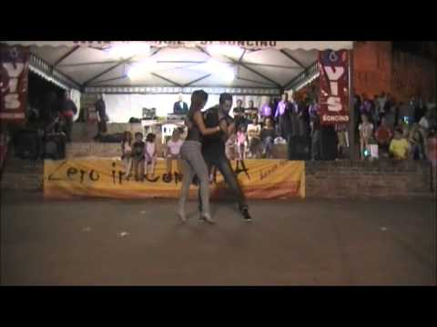 Kizomba Silvia & Luca -The Dark Side-