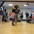Kizomba workshop Railey and Paulien