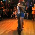Latin Dance Central - Felix & Iris - Kizomba DEMO - Vivas NightClub 2013