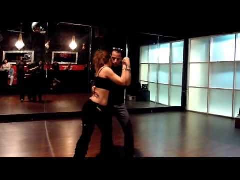 MAGICO feat Mika Mendes (KIZOMBA demo in Houston, TX by David Campos & Guida Rei)