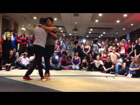 Morenasso & Anaïs KIZOMBA | Suave Dance Festival 2014