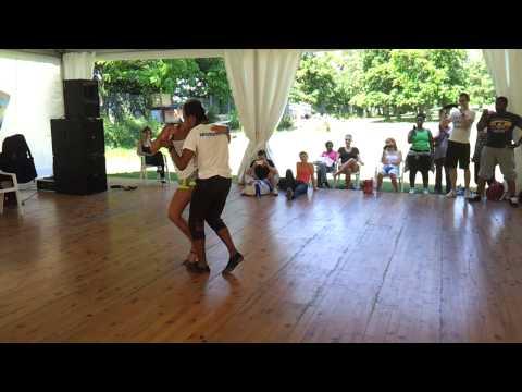[UKTF 2013] Morenasso & Anaïs (Kizomba - Avancé)