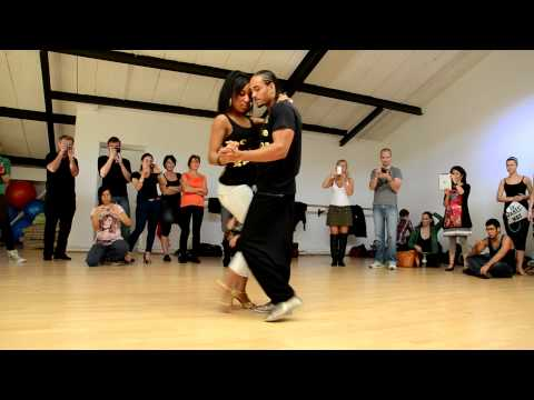 Donny and Nathalie Kizomba