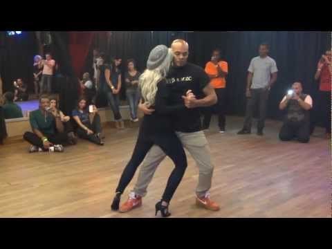 Kizomba Beginner/Intermediate with Albir and Sara in Paris
