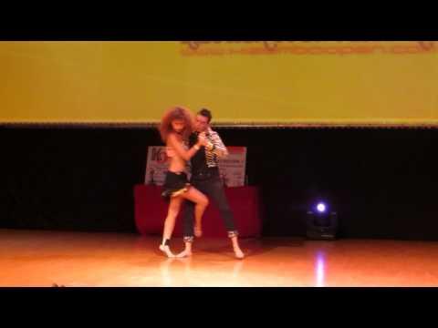 ANDRE & SUSANA 1º winners INTERNATIONAL KIZOMBA OPEN SPAIN 2014