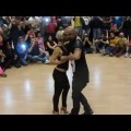 ALBIR & CAROLA Kizomba workshop SensualDance Symposium Madrid 2014