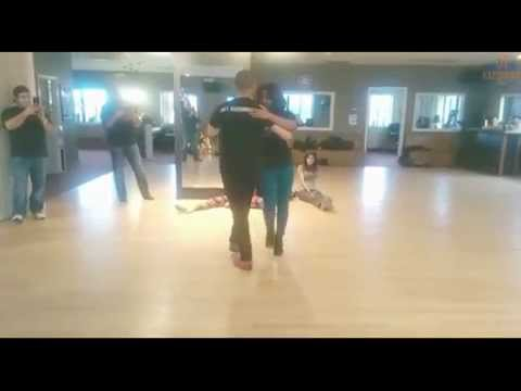 Phil & Annie Of KizombaNYC (Kizomba Demo in CT.)
