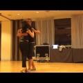 After Class Kizomba Demo - Kristofer & Teresa at Nordic Salsa Experience