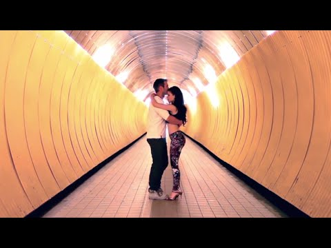 Stockholm Midnight - Kristofer & Teresa Kizomba Improvisation