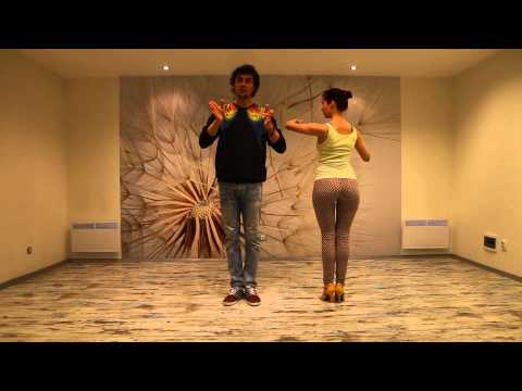Kizomba Class with Nemanja & Laura - Vol. 2