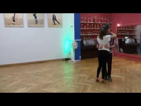 Izabela & Wojtek - Kizomba Demo Lublin SalsaMe Dance Studio