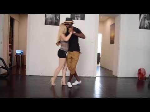 Kizomba 2015 Mamady & Audrey - music western remix