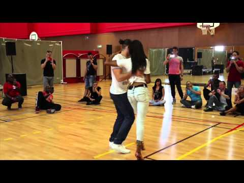 Kizomba Isabelle and Felicien *L.A.N.D.R.Y - Can't
