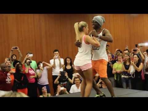 Mandela & Lisa - Feeling Kizomba Festival 2013 (Semba)