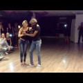 Marcio & Didi Demo( Kizomba Sensual ) Bootcamp Salsa Addiction( Brian & Mechteld )