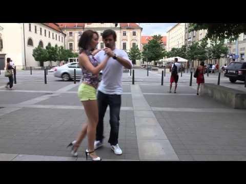 Pavel & Alexandra - KIZOMBA - MUSICALITY IMPROVISATION