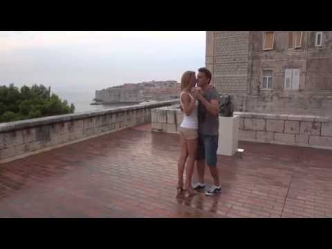 Igor & Ivana, dancing Kizomba in Dubrovnik 2015