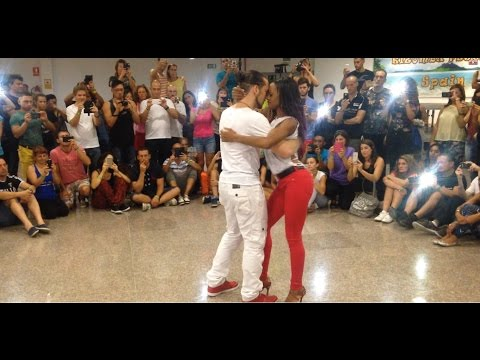 Isabelle & Felicien - A Tua Cama E Ringue WORKSHOP in Mixtura Kizomba Festival